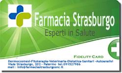 Tra i servizi la fidelity card della Farmacia