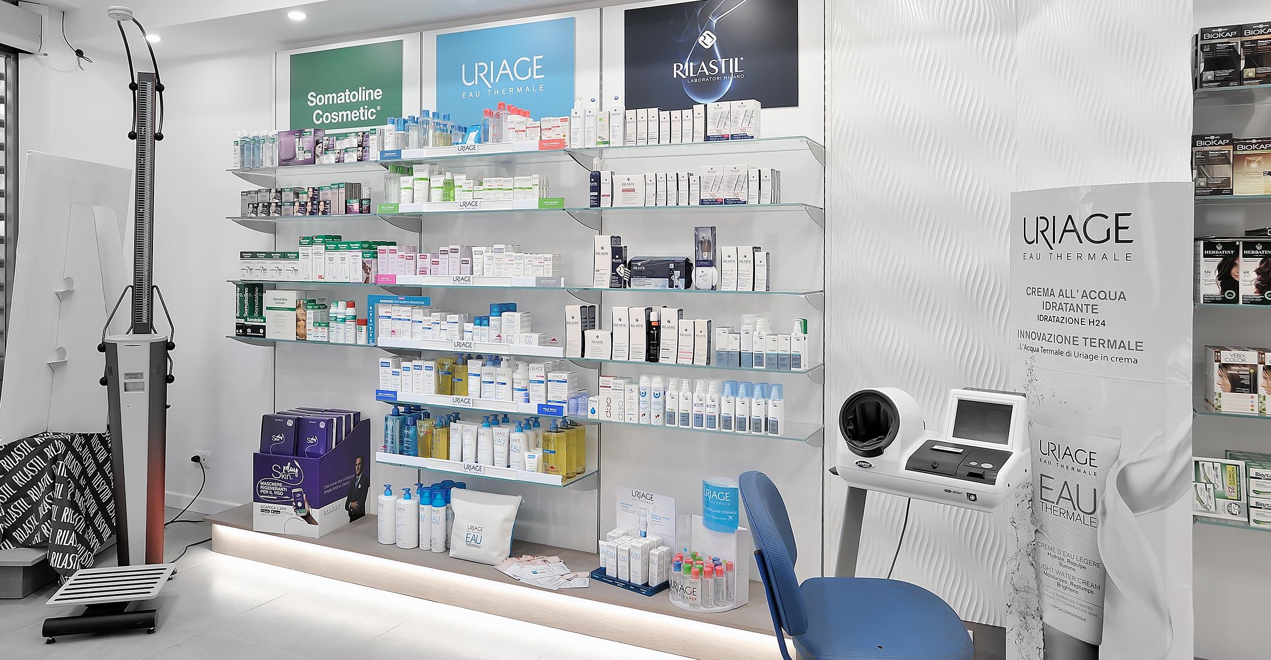 I Servizi della Farmacia Strasburgo di Palermo