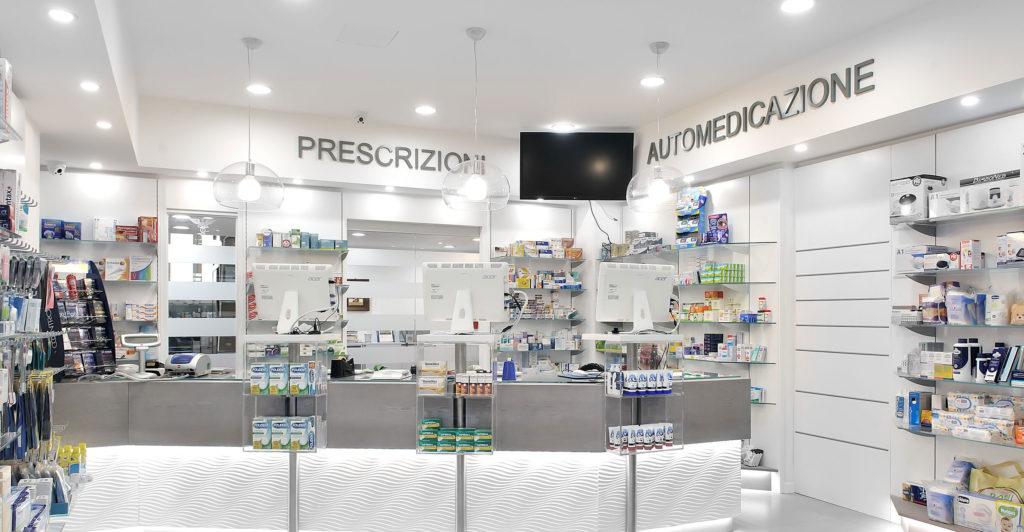 Entra nella Farmacia Strasburgo di Palermo