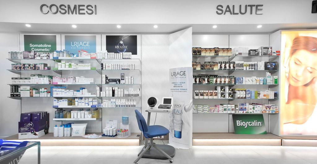 Farmacia Strasburgo: interni e reparti